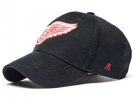 Бейсболка NHL Detroit Red Wings, р.55-58, арт.29090