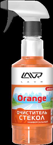 Lavr Ln1610 Очиститель стекол универсальный Orange (триггер, 500 мл)