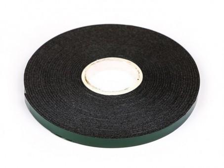 Скотч двусторонний вспененный 5 м х 10 мм (черный)