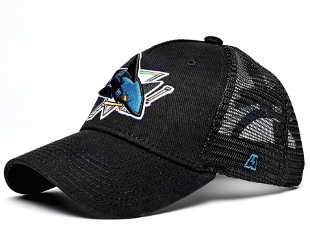 Бейсболка NHL San Jose Sharks, р.55-58, арт.28112