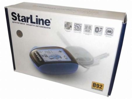 Автосигнализация StarLine B92 Dialog (а/з)
