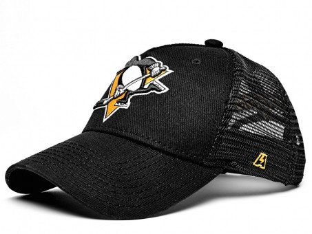 Бейсболка NHL Pittsburgh Penguins, р.55-58, арт.28115
