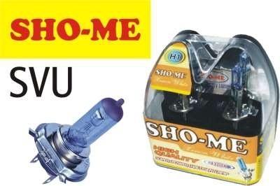 Автолампы Sho-Me SVU