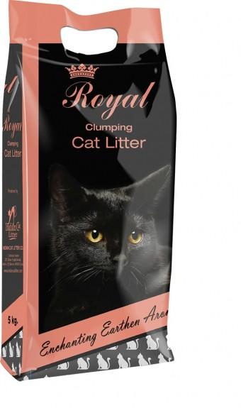 Наполнитель кошачьего туалета Indian Cat Litter №2 (глиняный, 5,0 кг, аромат индийской земли)