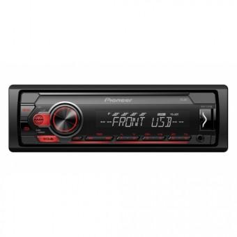 MP3-ресивер Pioneer MVH-S110UB USB, FLAC, красная подсветка