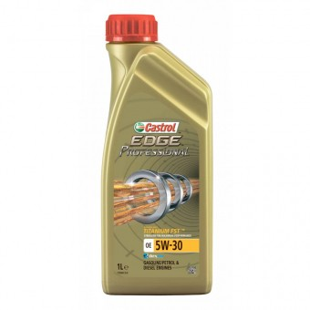 Масло моторное Castrol Edge Professional 5W30 OE (1 л)