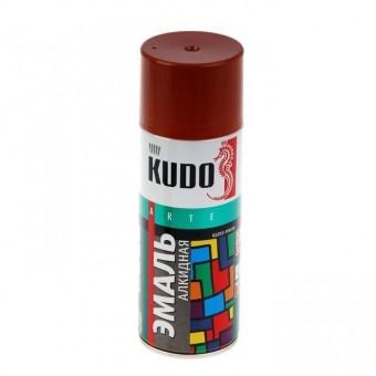 "Краска-спрей ""KUDO"" KU-1003 стандарт Красная (520мл) аэрозоль"