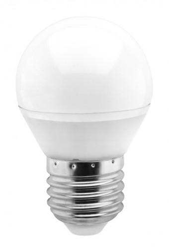 Лампа Smartbuy G45 5W 3000K E27 (350 Лм, шарик)