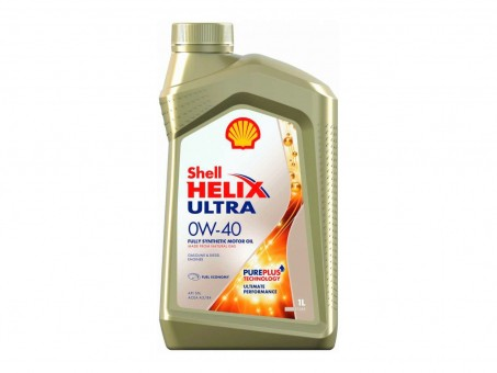 Масло моторное Shell Helix Ultra 0W40 (1 л)