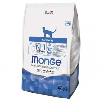Сухой корм для кошек Monge Daily Line - Urinary (400 кг)
