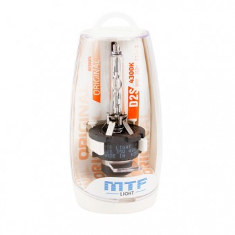 Ксеноновая лампа MTF D2S 4300K