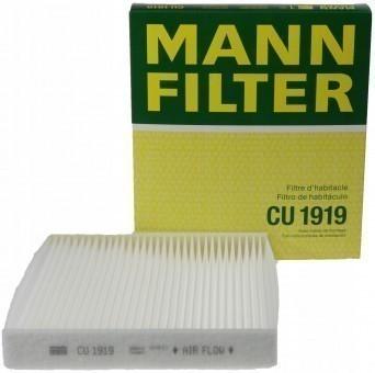 Фильтр салонный MANN-FILTER CU 1919