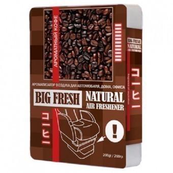 Ароматизатор Big Fresh BF-78 (аромат кофе)