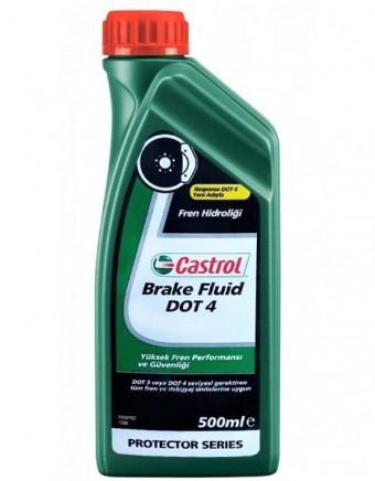 Тормозная жидкость Castrol DOT 4 Brake Fluid (1 л)