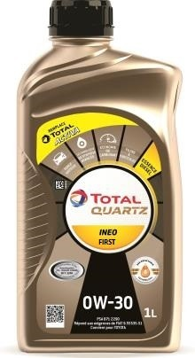 Масло моторное Total Quartz Ineo First 0W30 (1 л)
