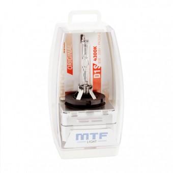 Ксеноновая лампа MTF D1S 4300K