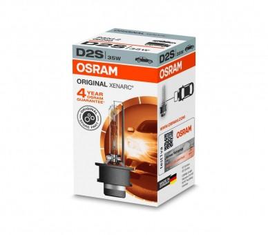 Ксеноновая лампа Osram D2S Xenarc Original 4300K