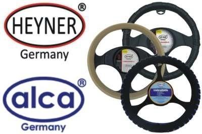 Оплетки руля Alca и Heyner