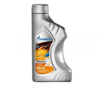 Масло моторное Gazpromneft Premium N 5W40 (1 л)
