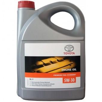 Масло моторное Toyota Premium Fuel Economy 5W30 (5 л)