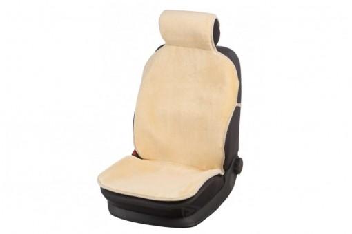 Меховые накидки на передние сидения