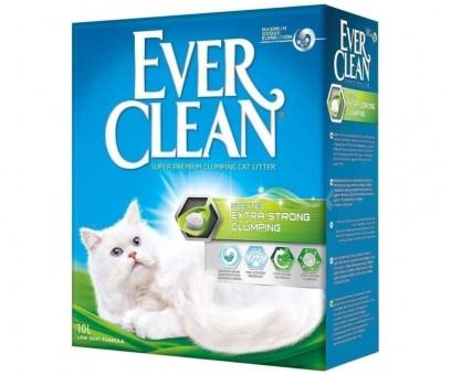 Наполнитель кошачьего туалета Ever Clean Extra Strong Clumping Scented (бентонит, 10 кг, 10 л, свежесть)