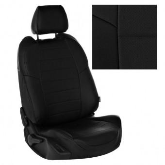 Чехлы Автопилот Ford Transit VII (2014>) 3 места - черные