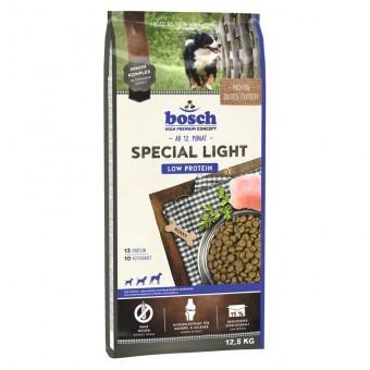 Сухой корм для собак Bosch Special Light, 12,5 кг