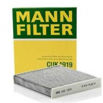 Фильтр салонный MANN-FILTER CUK 1919 угольный