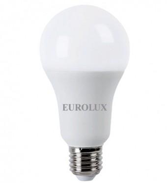 Лампа Eurolux LL-E-A70-20W-230-2,7K-E27 (1620 Лм)
