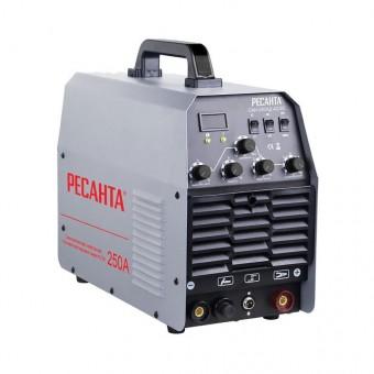Сварочный аппарат инверторный Ресанта САИ-250АД (аргонодуговой)