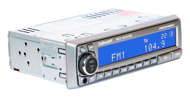 MP3-ресивер Swat MEX-3006UBB