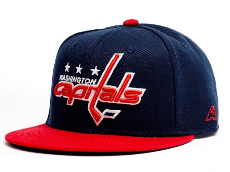 Бейсболка Washington Capitals, арт.29033 (snapback)