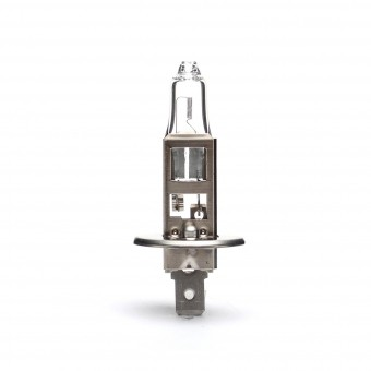 Лампа Philips H1 VisionPlus (12 В, 55 Вт, P-12258VPB1, +60%, блистер)