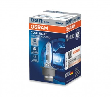 Ксеноновая лампа Osram D2R Xenarc Cool Blue Intense 6000K