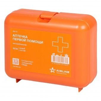 Аптечка автомобильная AirLine (стандарт ГИБДД)
