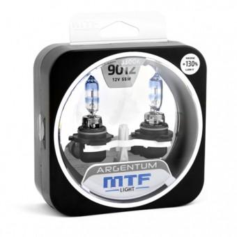 Лампы MTF Argentum +130% HIR2 9012 (12 V, 55 W, 2  шт)