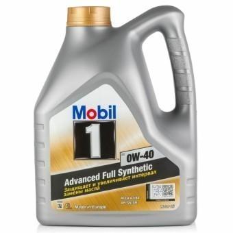 Масло моторное Mobil 1 FS 0W40 (4 л)