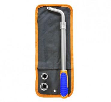 Набор для шиномонтажа Kraft (телескопический ключ)