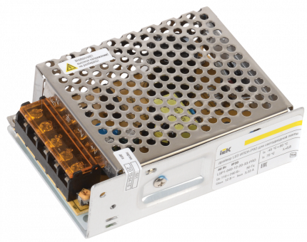 Блок питания IEK (40W, IP20)