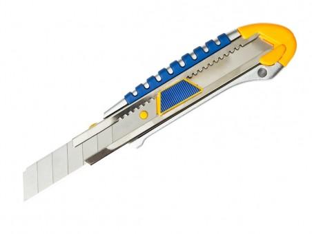 Нож Kraft Professional (25 мм, автоматический фиксатор)