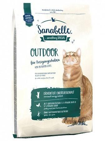 Сухой корм для кошек Sanabelle Outdoor (2 кг)
