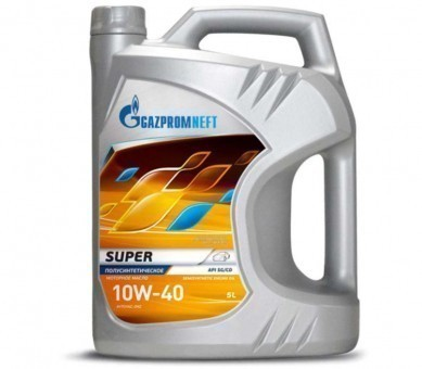 Масло моторное Gazpromneft Super 10W40 (5 л)