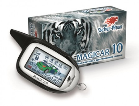 Автосигнализация Scher-Khan Magicar 10 CAN (об/с)