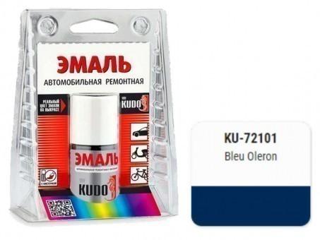 Краска-кисточка KUDO KU-72101 (Renault, Bleu Oleron)