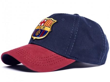 Бейсболка FC Barcelona, син.-красн., р.55-58, арт.107717