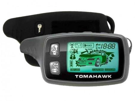 Чехол силиконовый Tomahawk TW-9010/9020/9030 (черный)