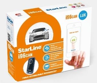 Иммобилайзер Starline i96CAN Lux