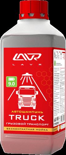 Lavr Ln2346 Автошампунь для бесконтактной мойки Truck (1 л)