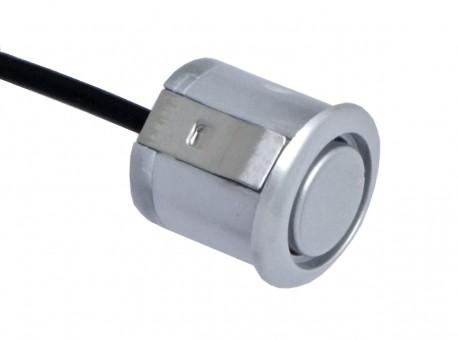 Датчик парктроника Sho-Me D18 silver (18,5 мм)